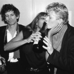Keith Richards, Tina Turner & David Bowie